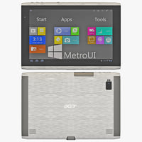 acer iconia tab a500 3ds