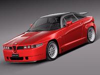 Alfa Romeo SZ Zagato 1989-1991