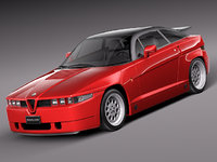 car 1989 sport 1991 3d 3ds