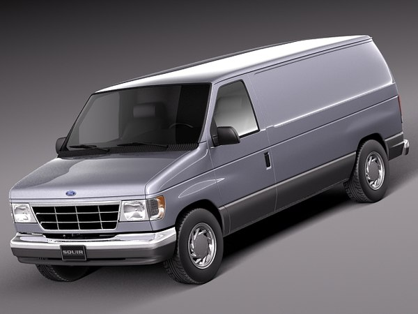 3ds max usa van 2000 1992