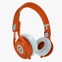 Headphones Monster Beats Mixr 04