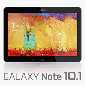 samsung galaxy note 10 3d max