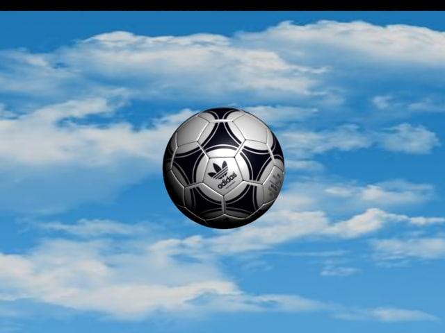 maya football ball