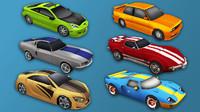 Sport Car Pack 1