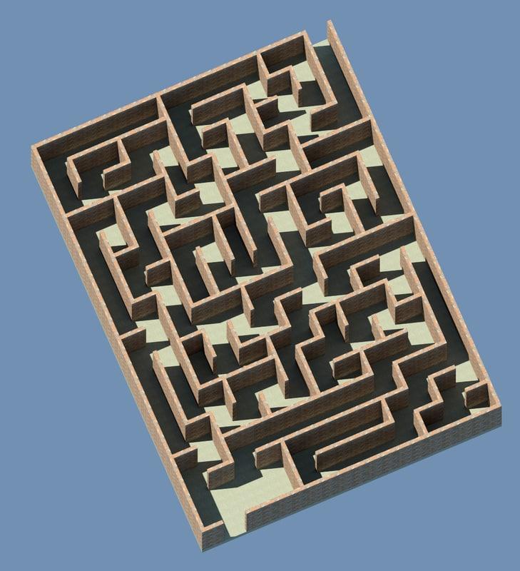 labyrinth ready rvt