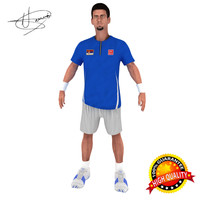 Tennis player Novak