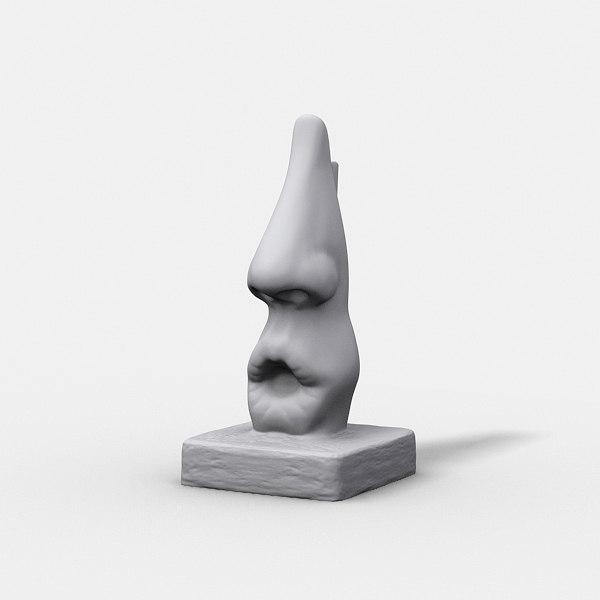 nose art max