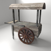 Old Food Cart