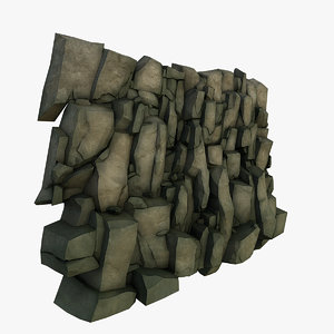 cliff modularity 3d max