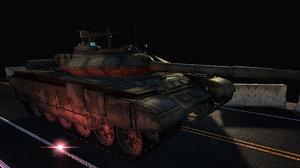ma t-90 battle tank