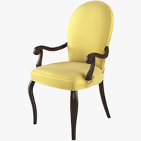 3dsmax dinner chair coat