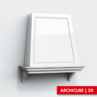 kitchen extractor 3d max