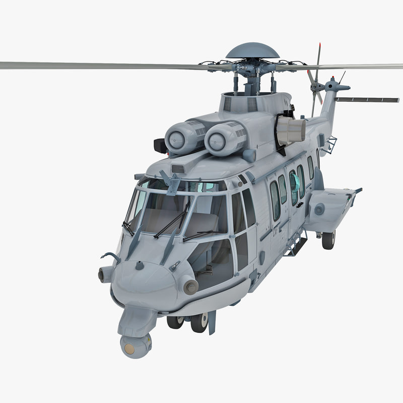 eurocopter ec725 caracal tactical 3ds