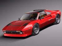 Ferrari 308 GTB GTS 1975-1984