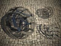 3d model sphere shape geometry