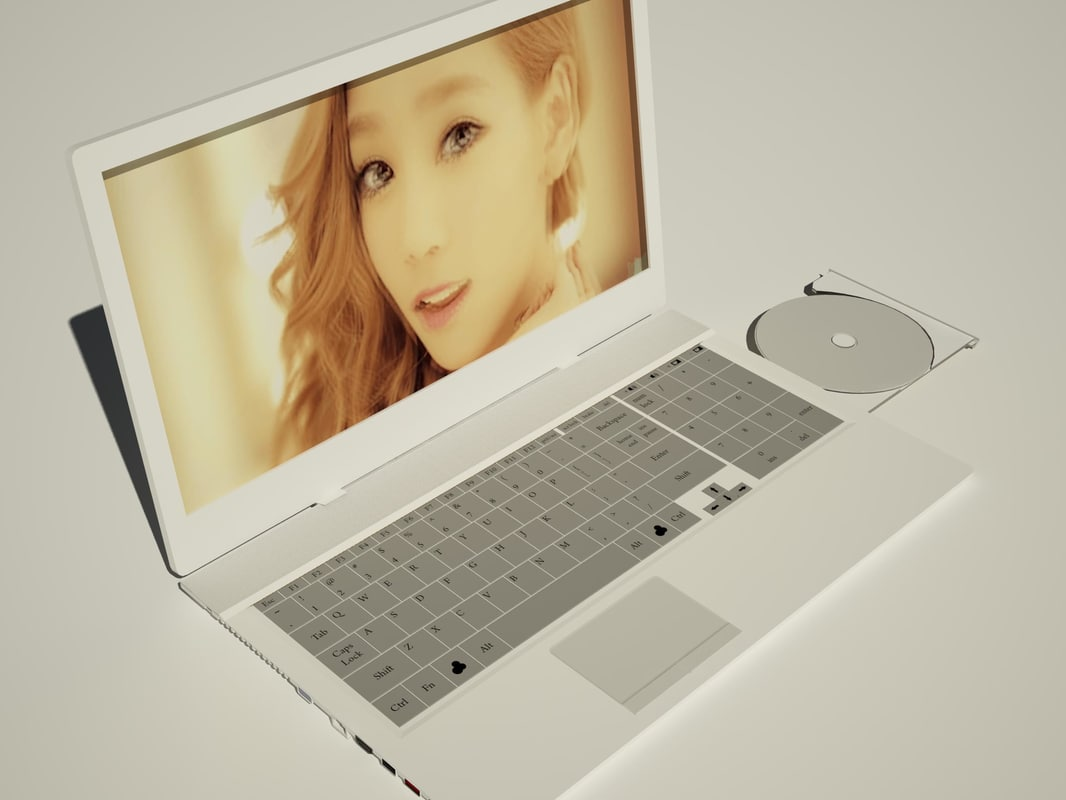 laptop modeled max