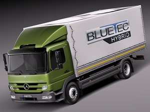 3d model 2012 2013 mercedes mercedes-benz