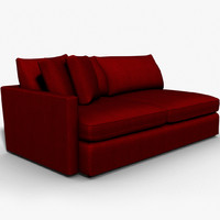 select sofas sectional 3d max