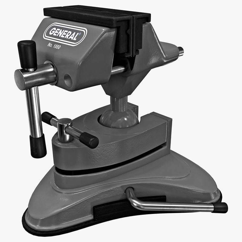 3d vacuum vise general tools