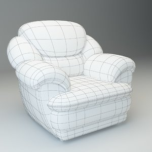 max basic armchair osvald