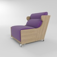 3d promemoria gilda chair
