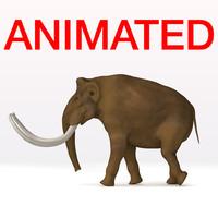 Mammoth anim