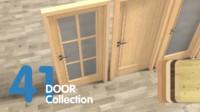Modern Door Collection (41 pieces)