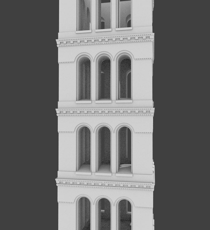 obj tower medieval