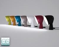 lamp binic 3d model