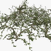 Branches Bushes Outdoor Prop Set Blockade natural blockade barricade