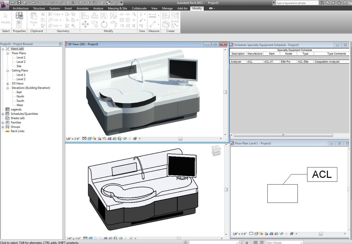 free max model revit acl pro coagulation
