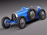 Bugatti Type 35 1925-1929
