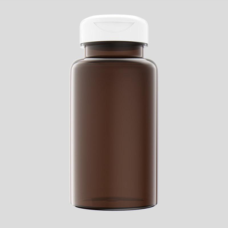 medicine bottle 3d max