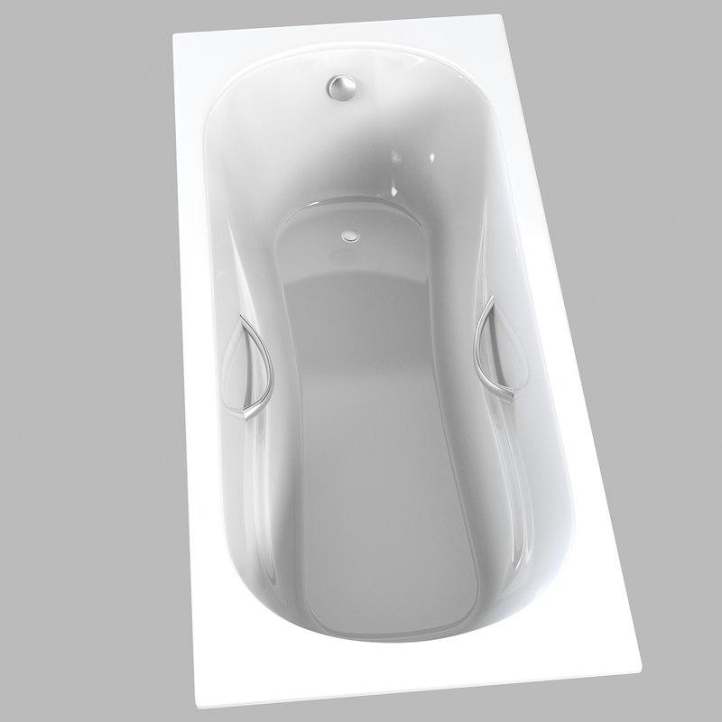 3d castalia venera bath