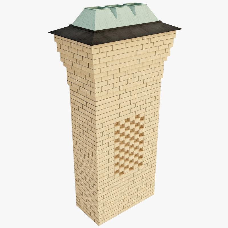 3d chimney 2