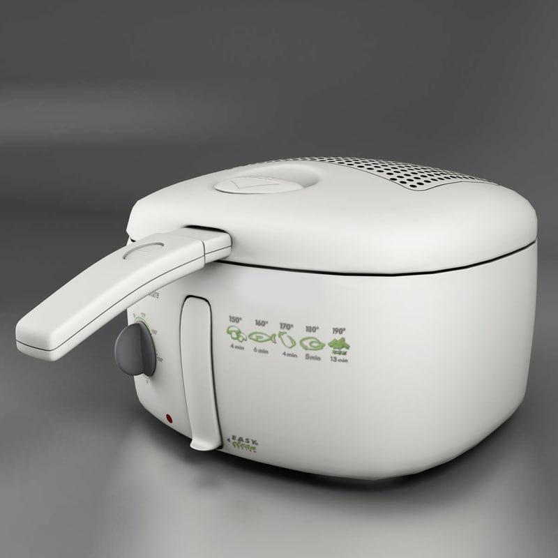 fry 3d model