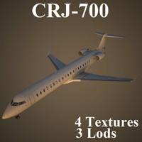 3dsmax regional jet