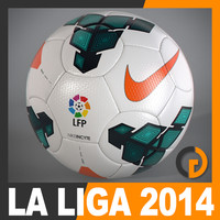 2013 2014 Spanish La Liga Match Ball