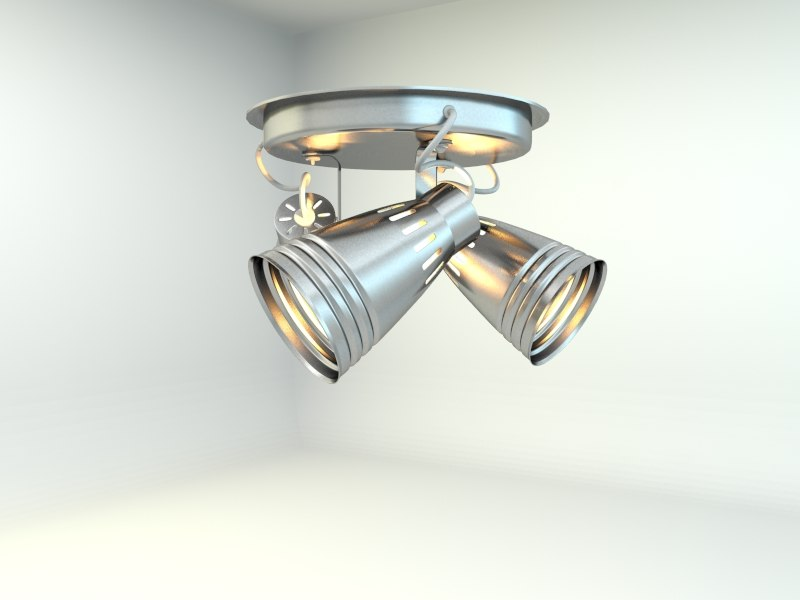 Max Ikea Kramare Ceiling Spotlights