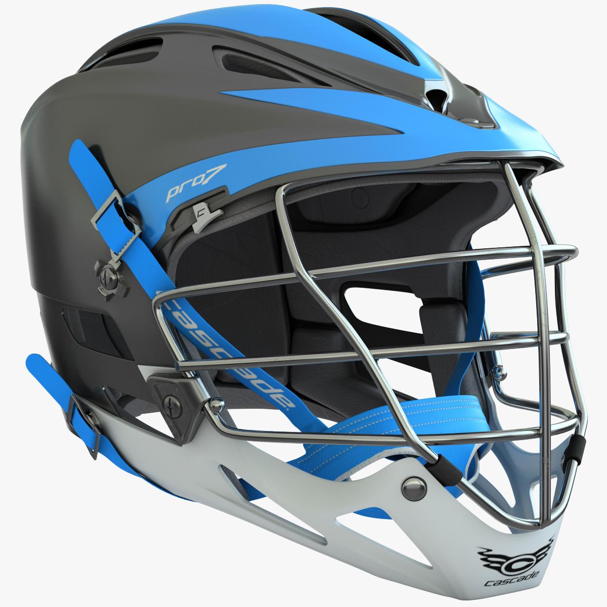 max lacrosse helmet cascade pro7
