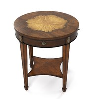Maitland Smith 3230-716 table Aged Regency