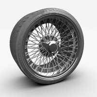 Spoke Wheel