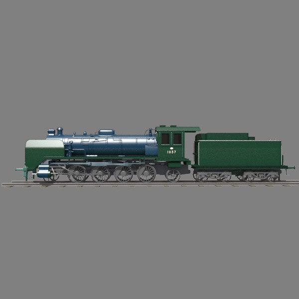 max steam train
