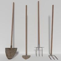 Farming tools