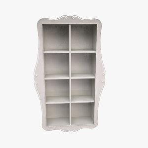 3d model library giusti portos