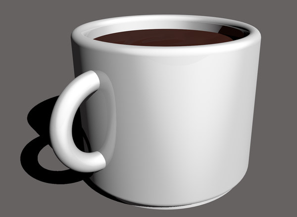 coffee cup 3ds free