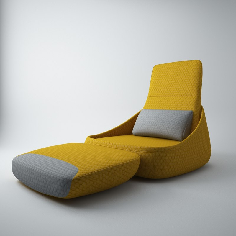 coallese chair dxf