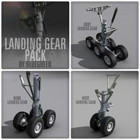 Landing Gears Pack