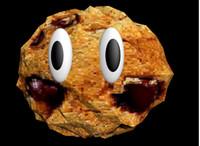 3d cookie eyes model