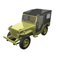 Jeep Willys1946
